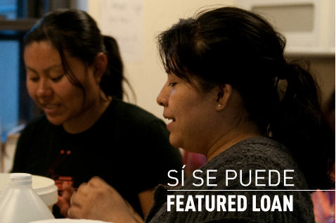 Read more about our latest investment with the Si Se Puede cooperative.