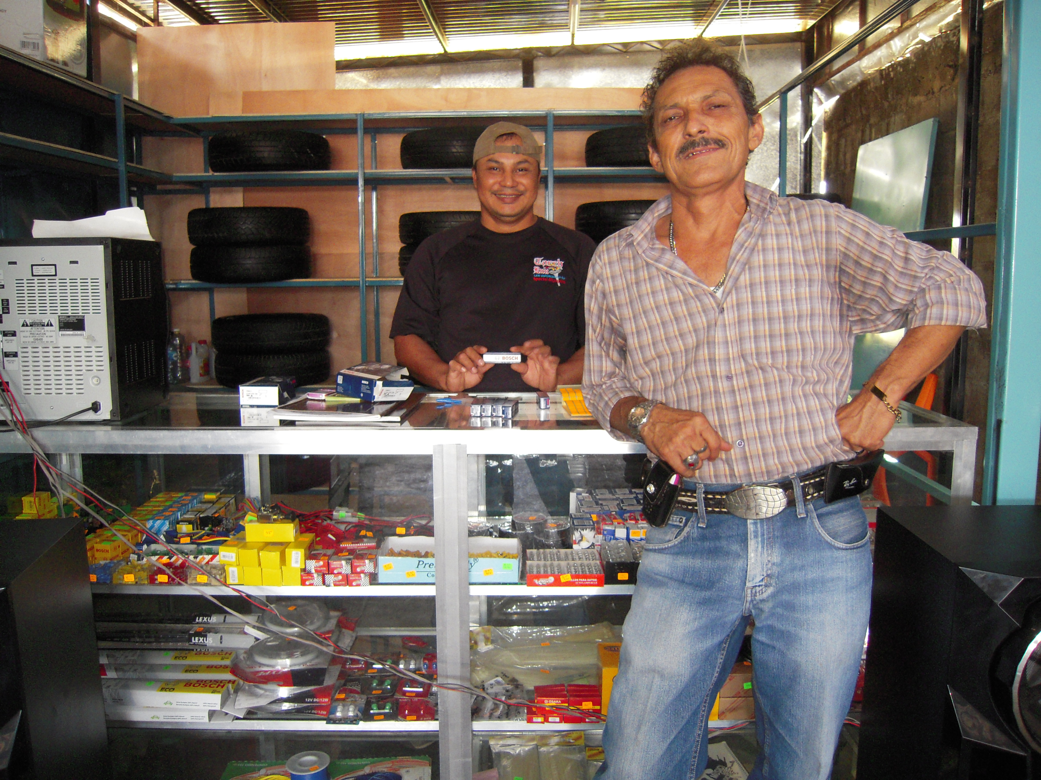 Taxi Cooperative Nicaragua