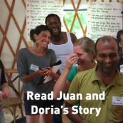 Read Juan and Dorias Story